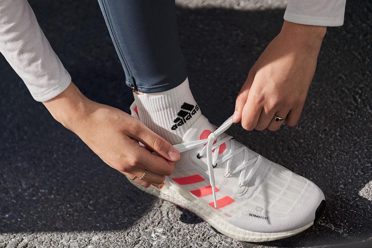 une meilleure endurance avec les baskets adidas