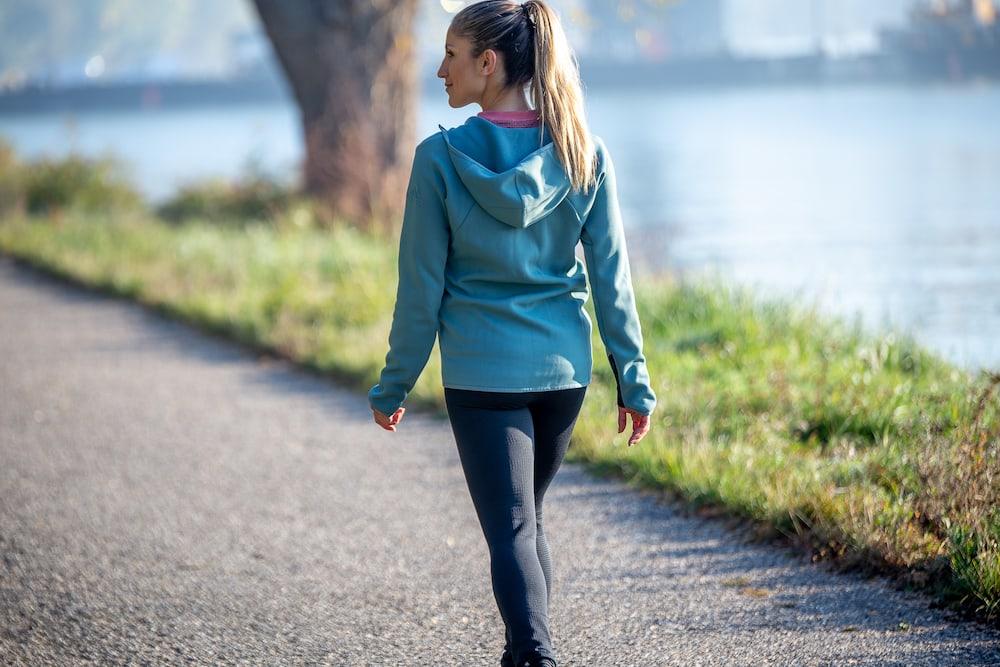 Camminare benefici