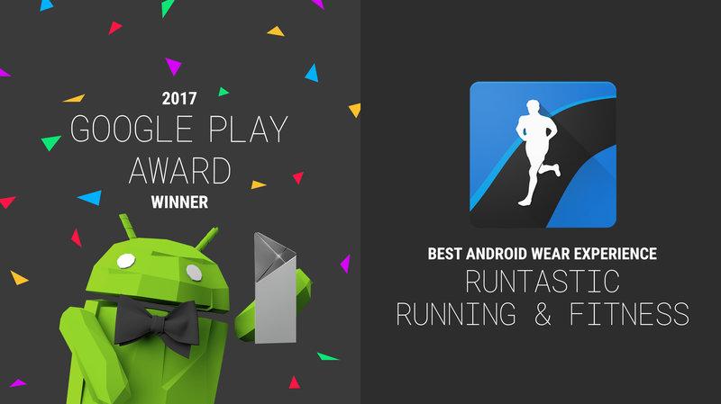 The Runtastic Android Wear Award
