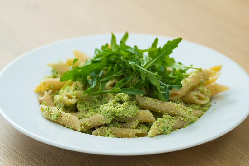 Runtasty Pasta mit veganem Brokkoli-Pesto