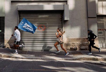 Corsa run for the oceans
