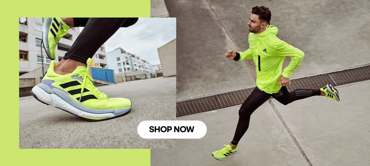 solarboost running shoes