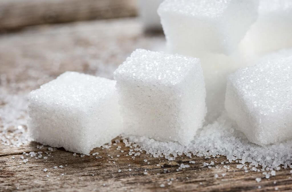 Sugar is one of the top foods that cause stress