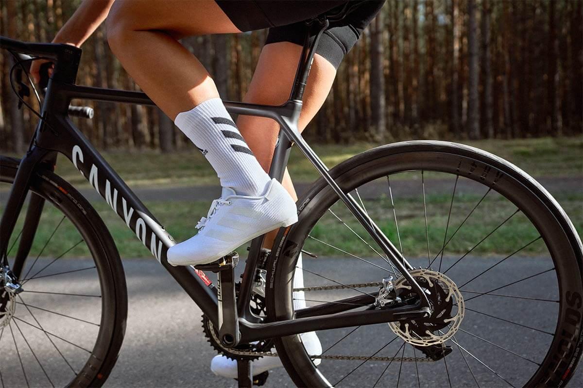 Entrenamiento base de ciclismo en carretera