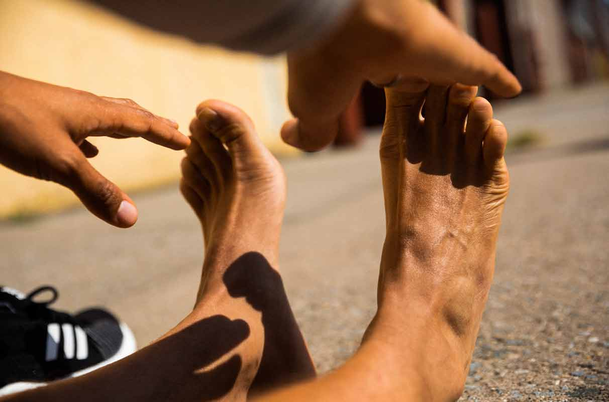 Tips to prevent injuries while running barefoot