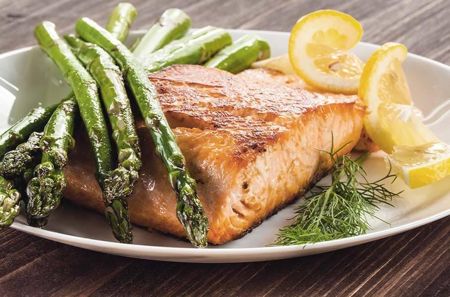 El pescado como fuente de proteínas