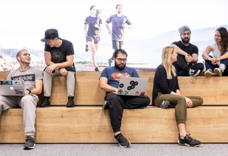 You don't have to be a runner to work for Runtastic