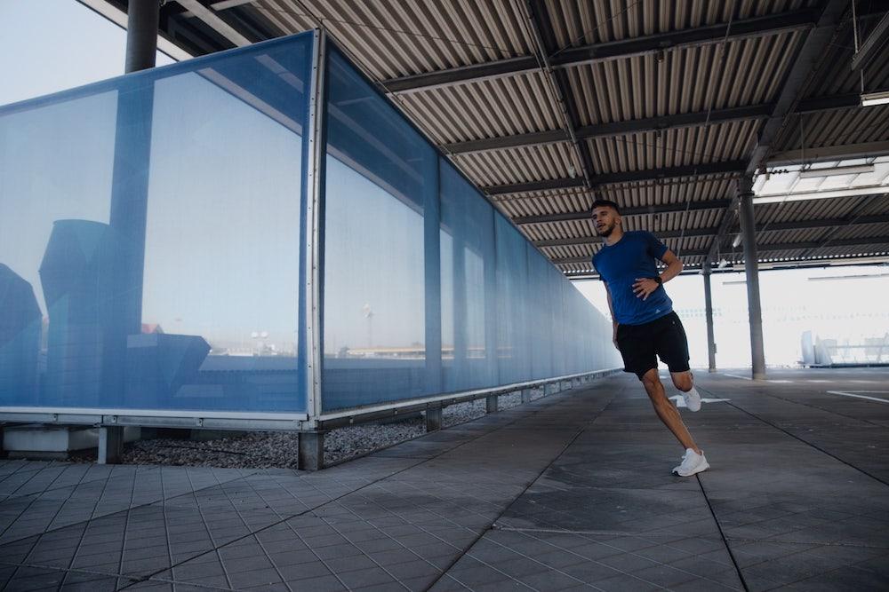 Ein Oberkörpertraining verbessert die Performance bei Läufern