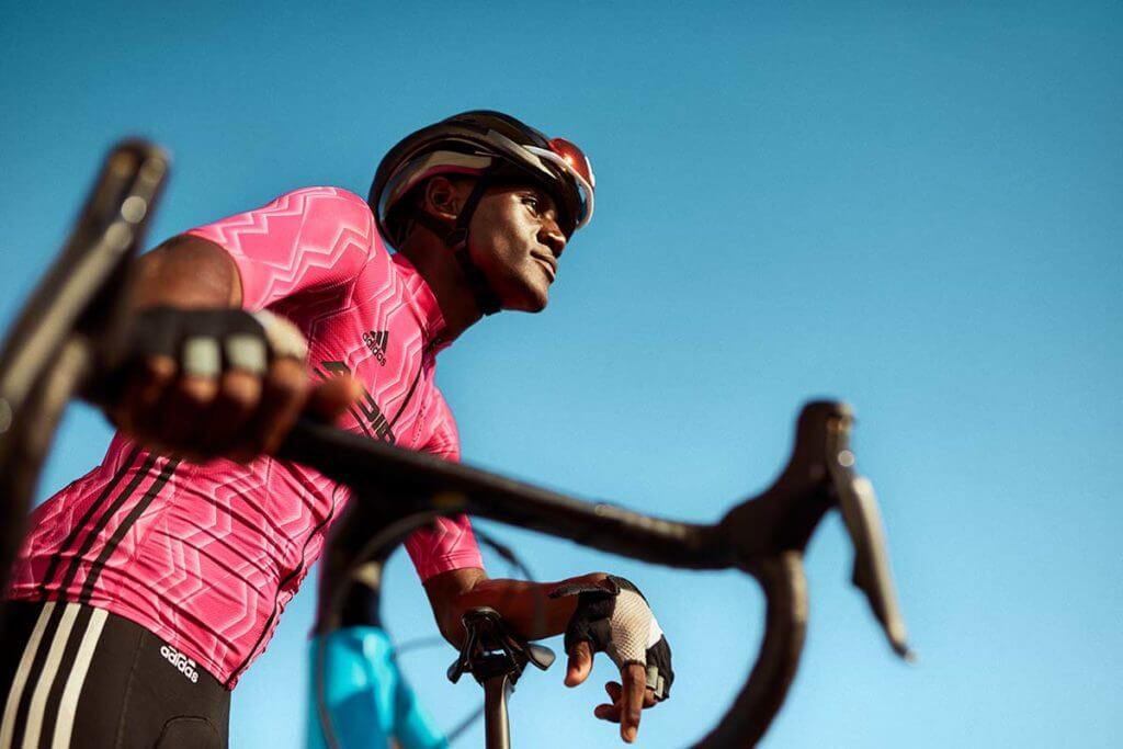 allenamento triathlon in bici