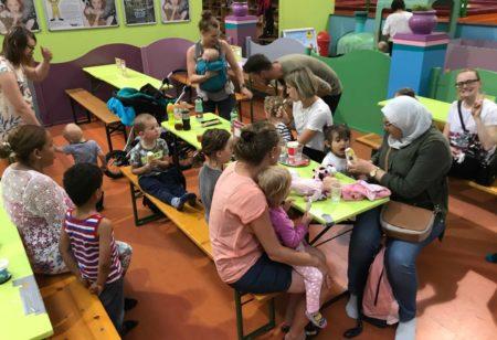 Kids day at Runtastic