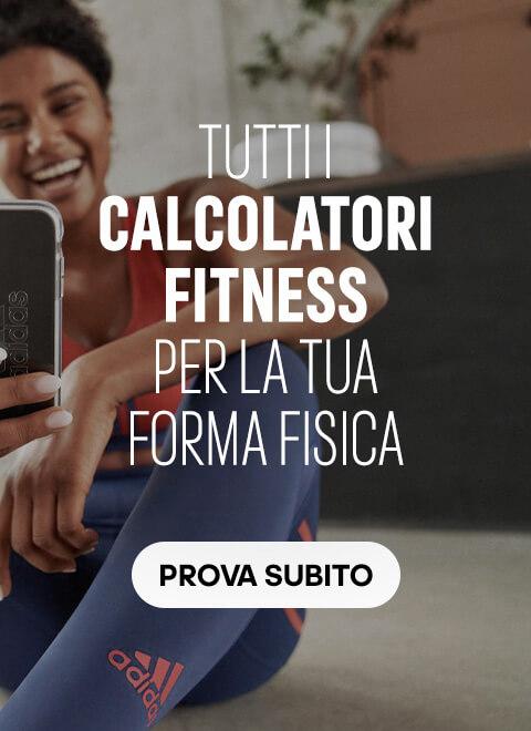 Tutti i calcolatori fitness per la tua forma fisica - Prova subito