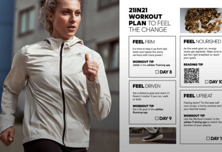 Find your free workout plan for 2021