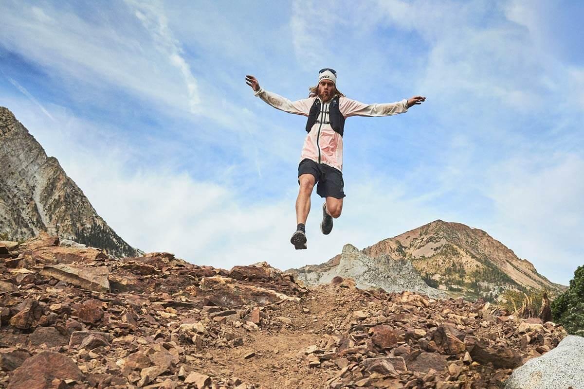 trail runner timothy olsen