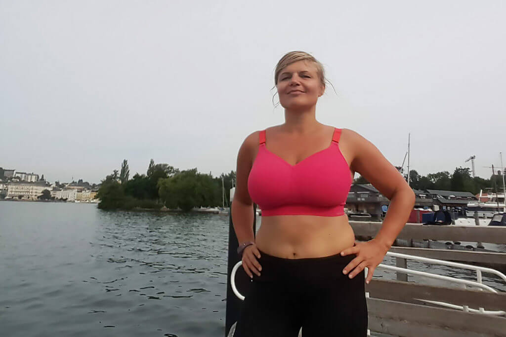 Il fitness aiuta a farti sentire bene