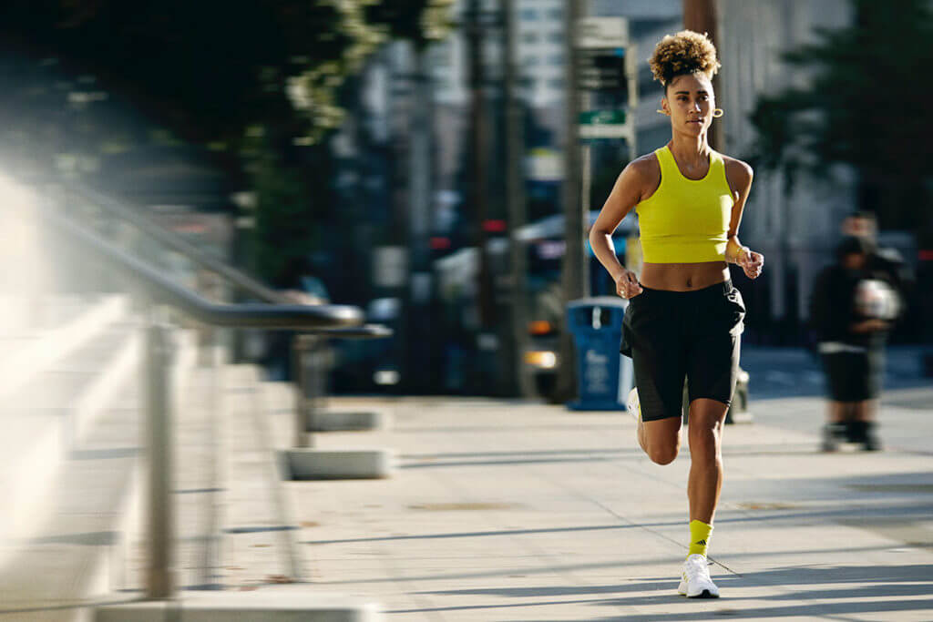 Tips for female runners to manage leaky bladder