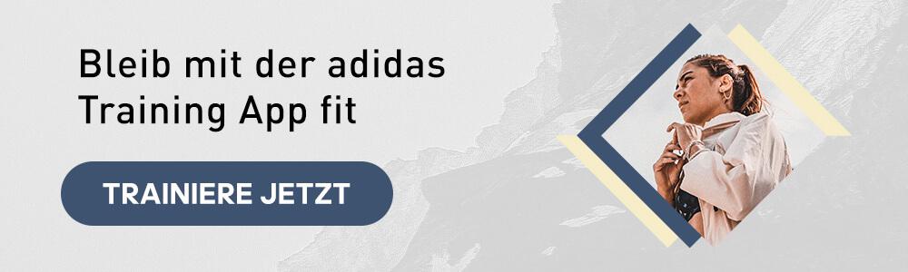 trainiere jetzt mit der adidas Training app