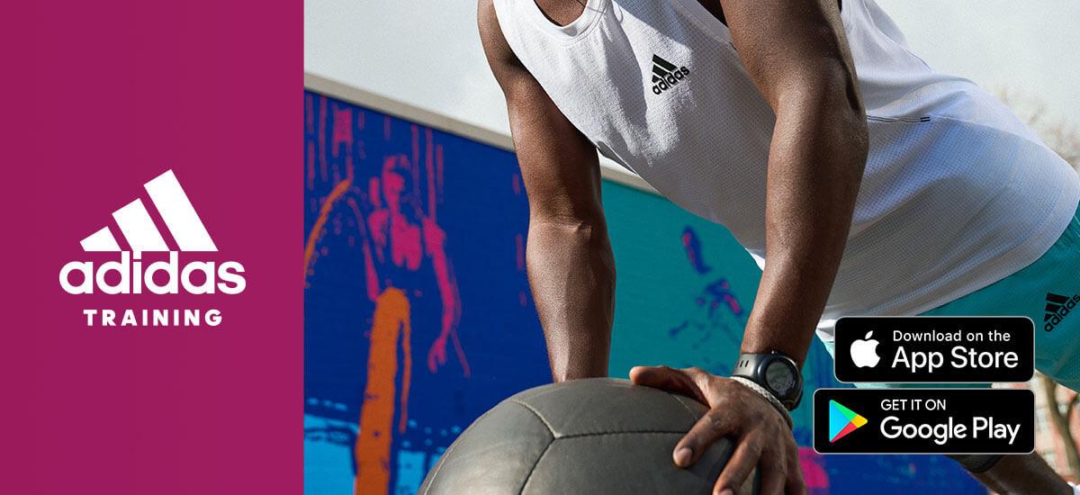 adidas Training banner