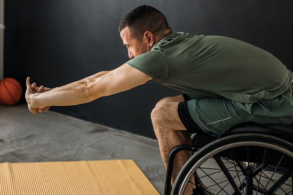 Sport im Rollstuhl