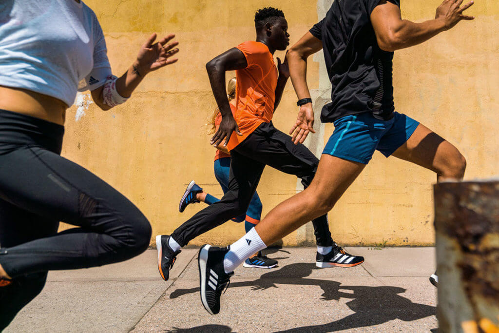Group-running