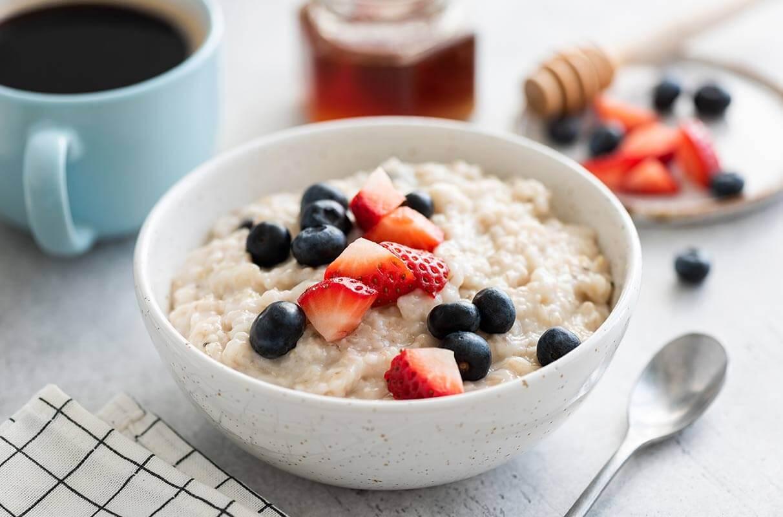 Céréales au petit-déjeuner