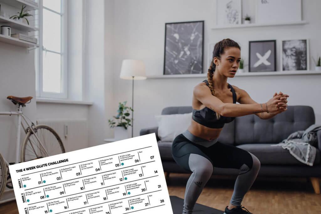 Skip the 30-Day Squat Challenge
