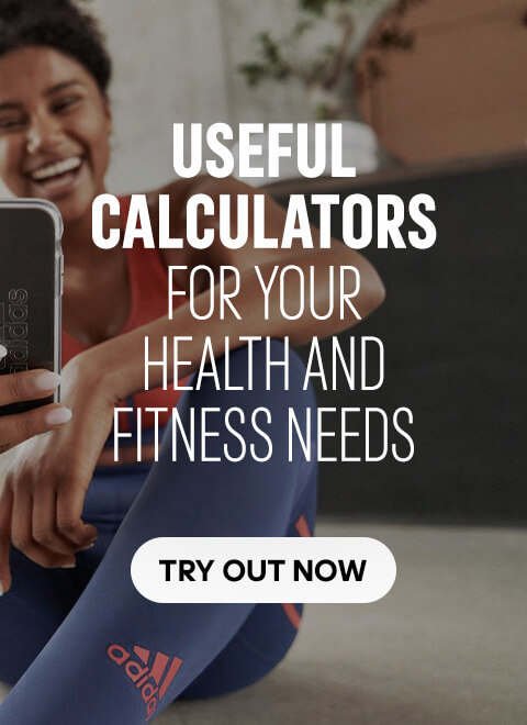 Useful calculators for your health and fitness needs - Try out now
