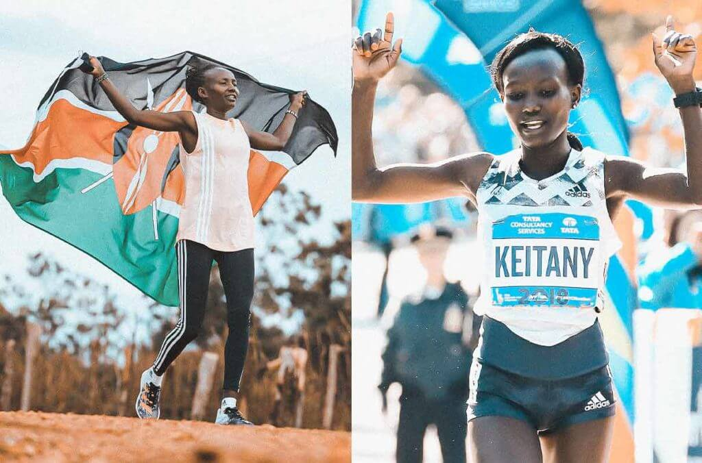 A life of long distance running: Mary Keitany gives advice to other runners