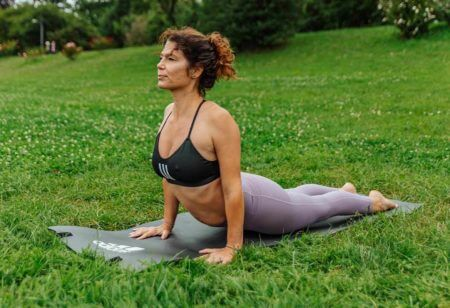 The best yoga tips and poses for runners