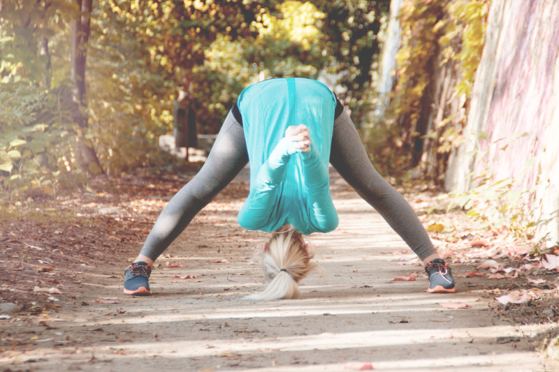 Wide-Legged Forward Bend: Prasarita Padottanasana